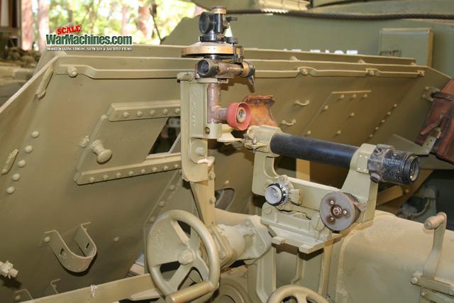 Ordnance 17pdr Q.F. Gun Walkaround