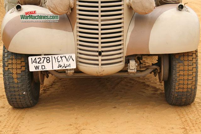 Chevrolet 30cwt LRDG - Walkaround