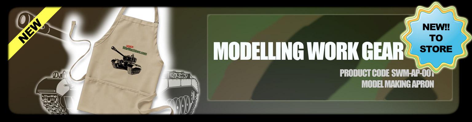 Scale War Machines Apparel - Apron