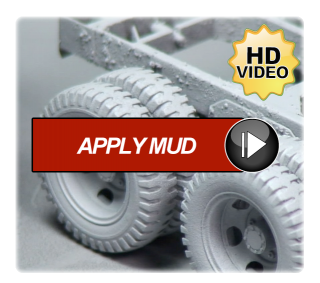Apply Mud To Your Models