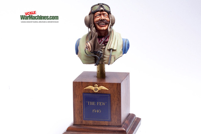 Battle Of Britain Pilot Bust - The Few