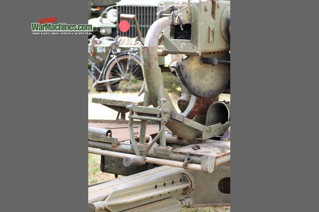 Bofors AA Gun Walkaround