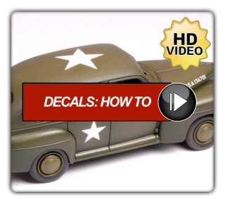 How to Decal Your Models