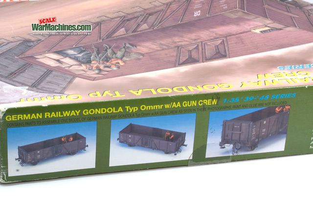 Dragon 6086 - Dragon typ Ommr Gondola