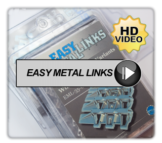Easy Metal Links Tracks