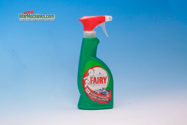 Fairy Power Spray Paintstrip