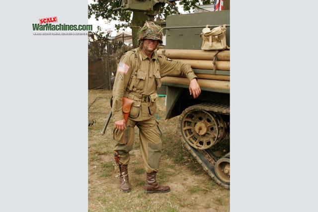 Beltring War & Peace - Americans