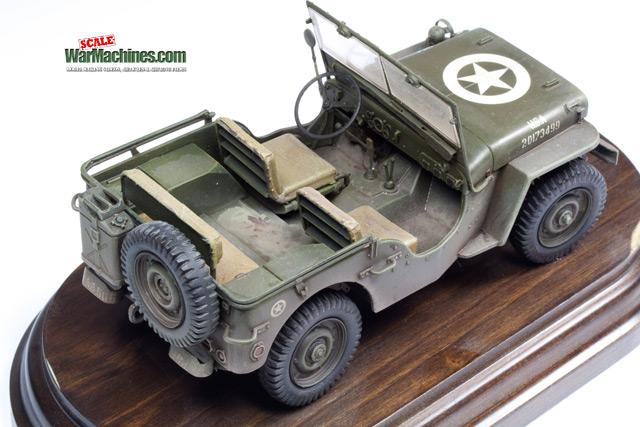Italeri Jeep 1:24th Scale