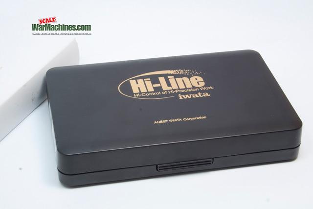 Iwata Hi-Line HP-CH Airbrush review