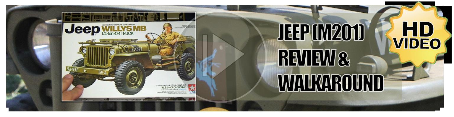Jeep M201 & Kit Review