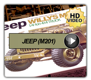 Jeep M201 & Kit Review