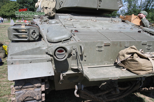M24 Chaffee Walkaround