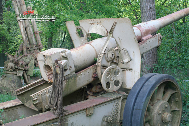 Russian ML-20 Model 1937 Gun Howitzer