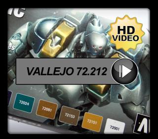 Vallejo Non Metallic Metal Set 72212