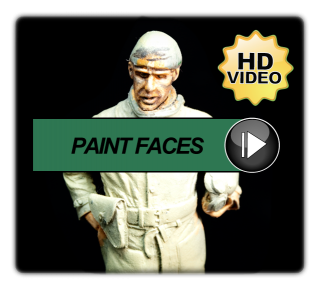 Painting Figures' Faces