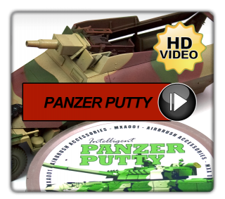 Mxpression Panzer Putty