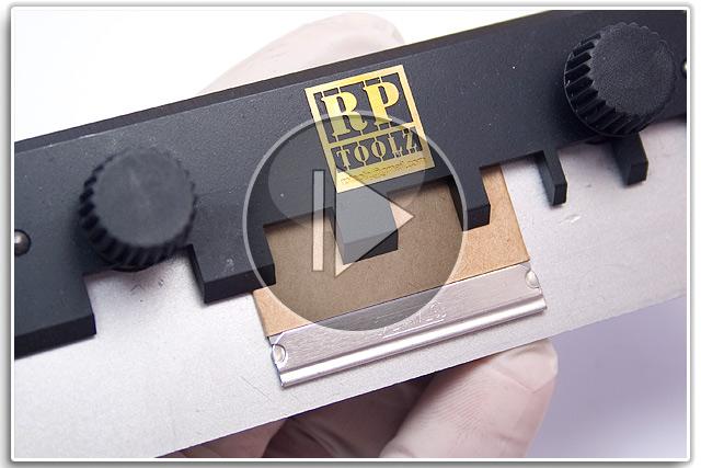 RPToolz Photoetch Bending Device