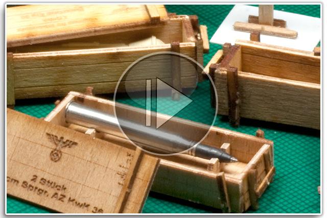 Scale Laser Service Laser-Cut Diorama Accessories