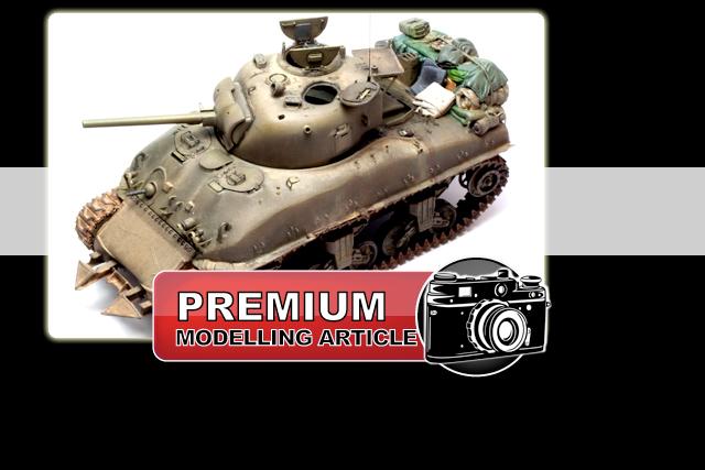 Sherman M4A1 Ex-DD
