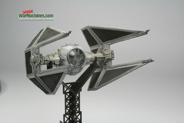 Star Wars Tie Interceptor - Fine Molds 1:72nd Scale