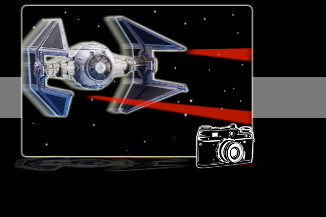 Star Wars Tie Interceptor - Fine Molds 1:72nd Scale