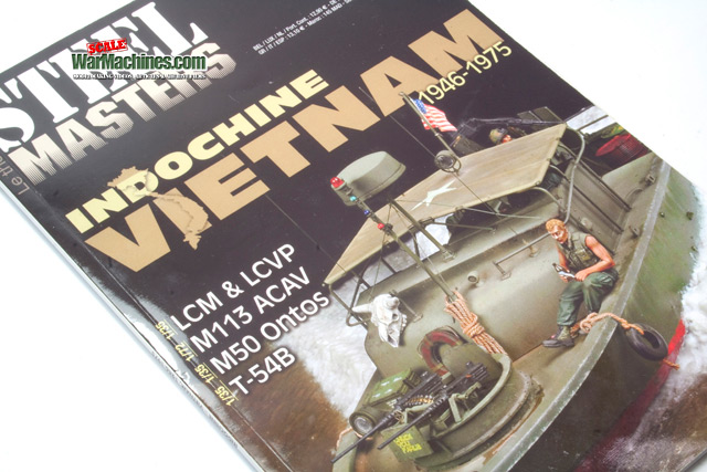 Steelmasters #24 Vietnam Review