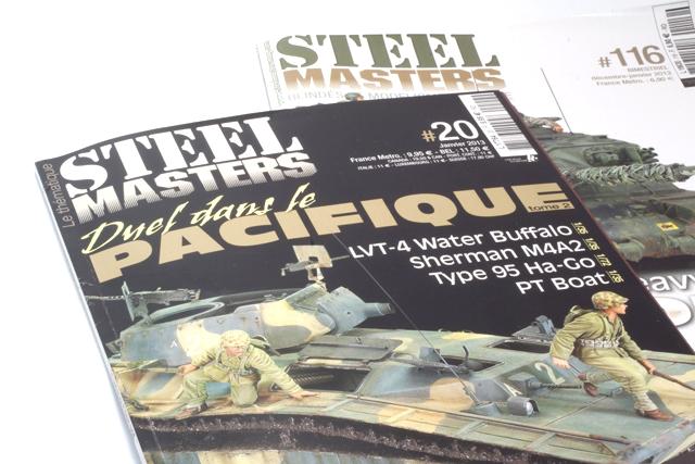 Steelmasters 20