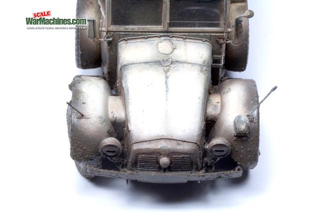 Tamiya Krupp Protze Ref. 35104