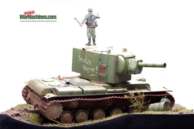 Tamiya KV-II
