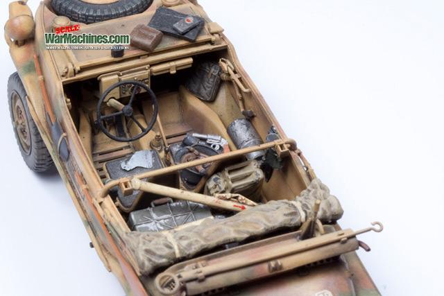 Tamiya Schwimmwagen Typ 166