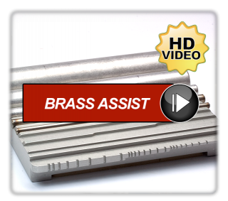 The Small Shop Deluxe Brass Assist