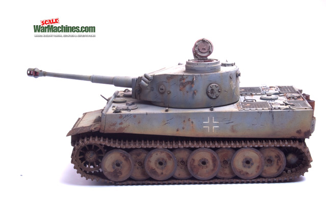 Tiger I Initial Production