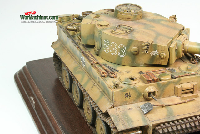 Tamiya 1:48th Tiger