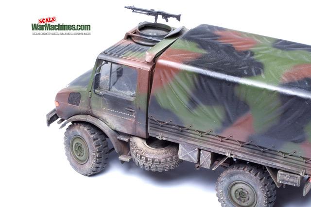 Unimog U1300L - Revell 03082