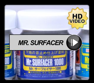 Mr Surfacer