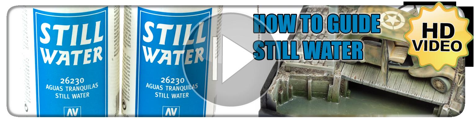 Vallejo Still Water 26230