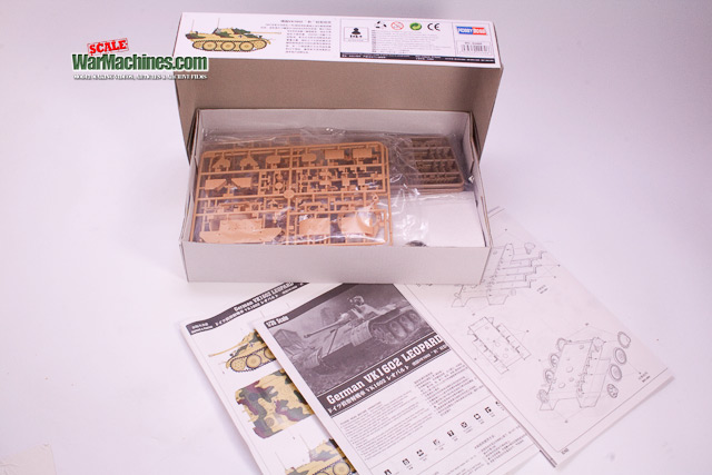 Hobby Boss VK1602 - Review