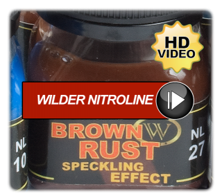Wilder Nitroline Weathering Products